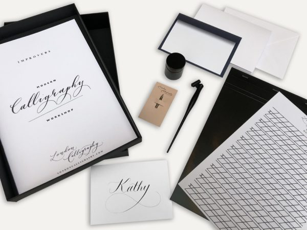 Calligraphy Care Package for Improvers